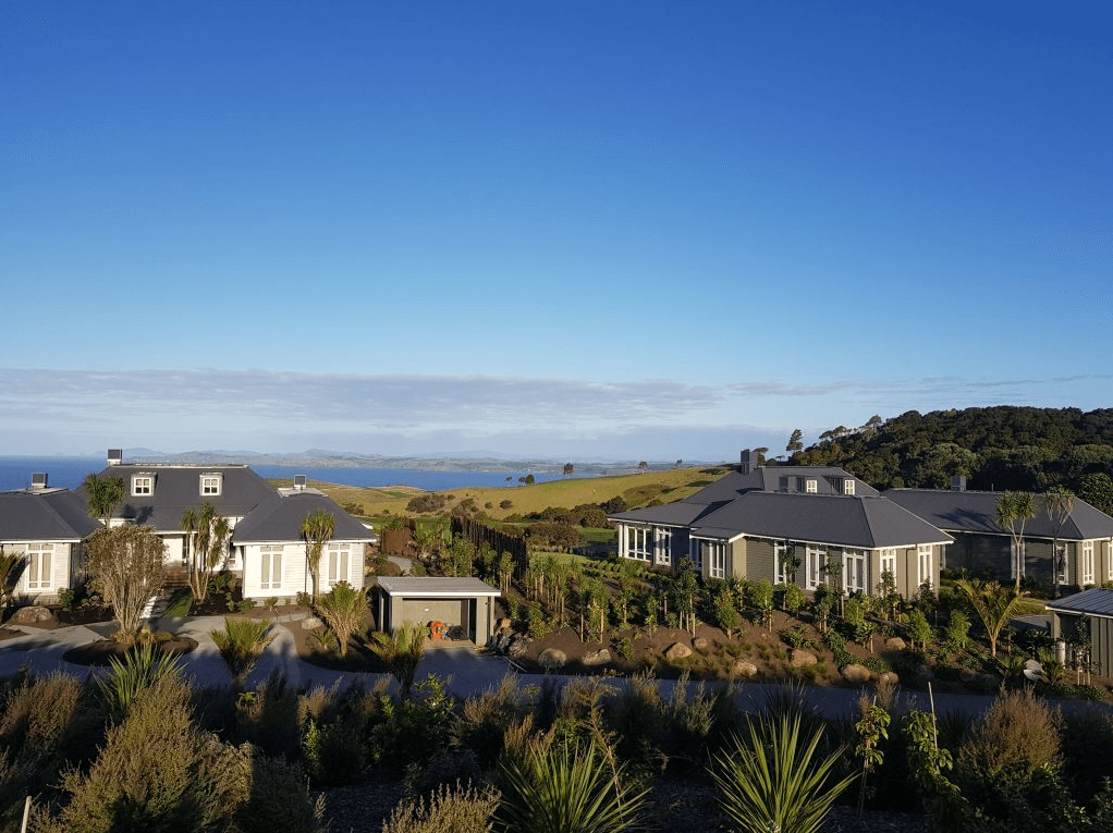 Kauri Cliff Cottages